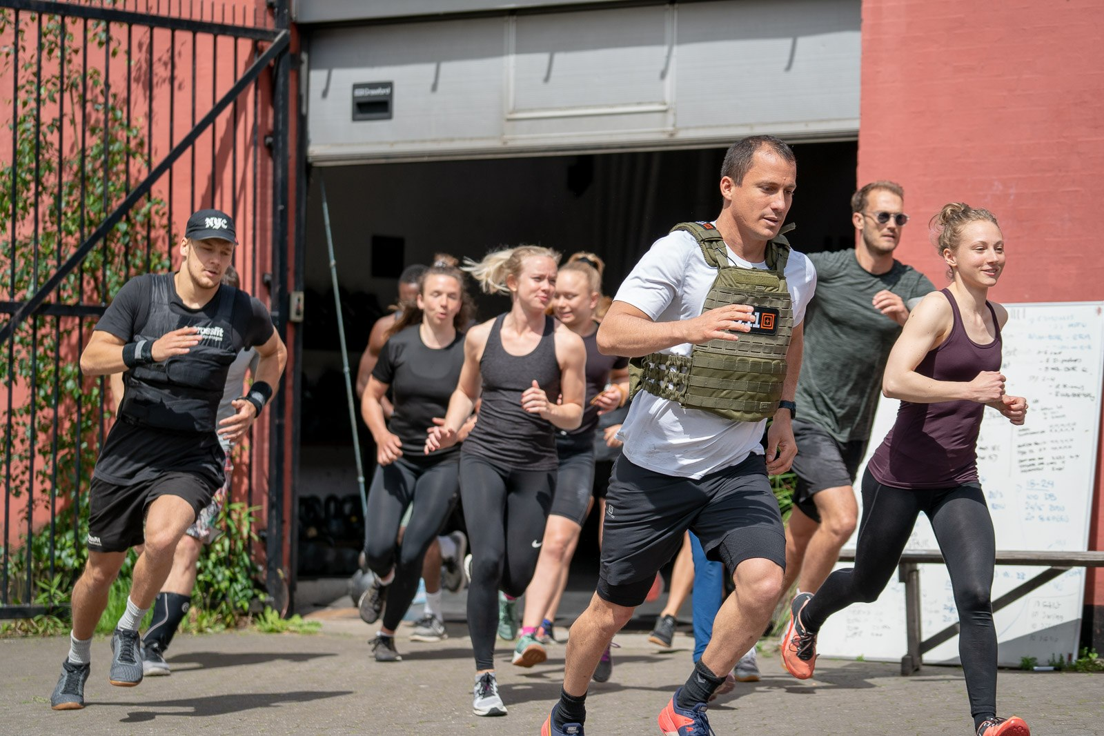 Sommerferie i CrossFit Copenhagen