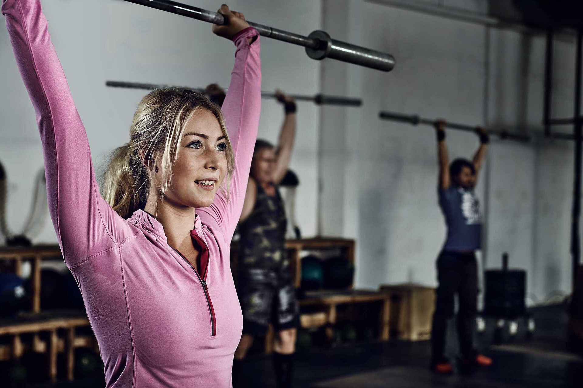 fitness world udmelding jyske piger